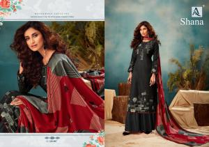 Alok Suits Shana 330-007 Price - 545