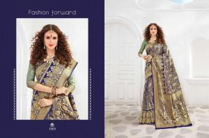 Bhumi Saree Kasturi Silk 1005 Price - 795
