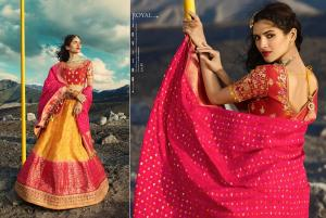 Royal Virasat Lehenga 911 Price - 6050