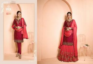 Vivek Fashion Ameen 9701 Price - 2295