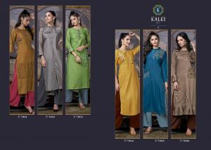 Kalki Fashion Kasoti 7001-7006 Price - 4170