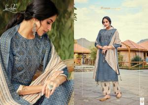 Levisha Fanah Patiyala Winter Collection 3716 Price - 775