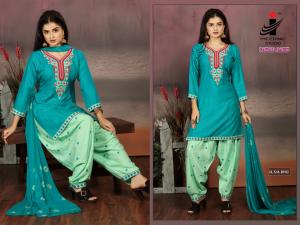 The Ethnic Studio Patiyala Babes 1007 Price - 725