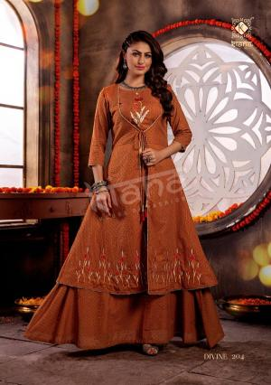 Kiana House Of Fashion Divine 204 Price - 1200
