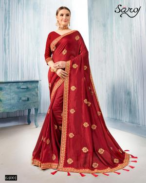 Saroj Saree Deepika 64001 Price - 1195