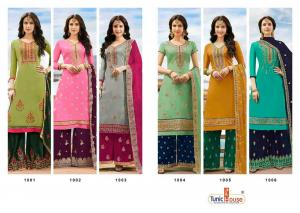 Tunic House Aliza 1001-1006 Price - 10506