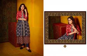 Kajree Fashion Kalaroop Rajdhani 10021 Price - 725