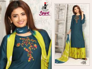 The Ethnic Studio Spark 08 Price - 740