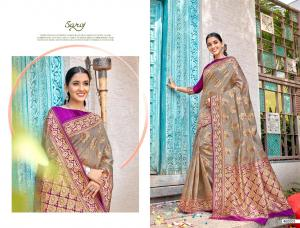 Saroj Saree Rajkanya 460005 Price - 1195