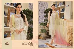 Shree Fabs Gulaal Embroidered Collection 2144 Price - 1449