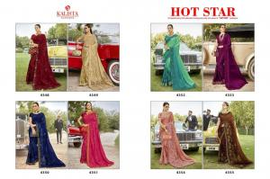 Kalista Fashions Hot Star 4348-4355 Price - 10932