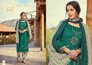Levisha Fanah Patiyala Winter Collection 3719 Price - 775