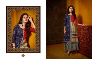 Kajree Fashion Kalaroop Rajdhani 10023 Price - 725