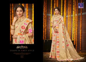 Shangrila Saree Khushi Silk 5302 Price - 1095