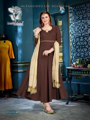 Lady View Manohari 1007 Price - 895