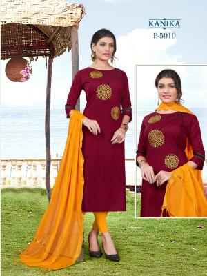Kanika Rangoon 5010 Price - 525