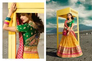 Royal Virasat Lehenga 909 Price - 6200