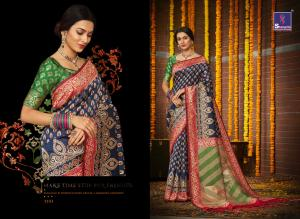 Shangrila Saree Khushi Silk 5303 Price - 1095