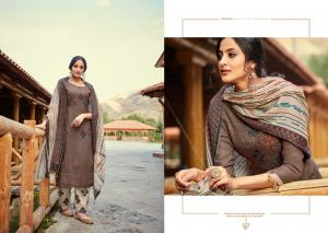 Florance Patiyala Winter Collection 3718 Price - 675