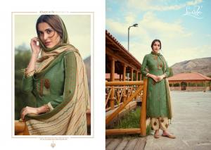 Levisha Fanah Patiyala Winter Collection 3713 Price - 775