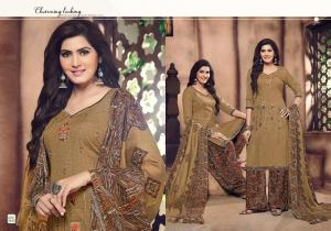Kay Vee Suits Patiyala Dream 136-005 Price - 475