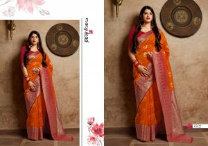 Manjubaa Clothing Mangalya Silk 1812 Price - 1545