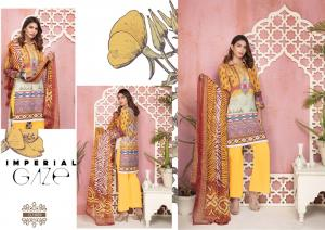 Gulnaaz The Premium Lawn 1009 Price - 350