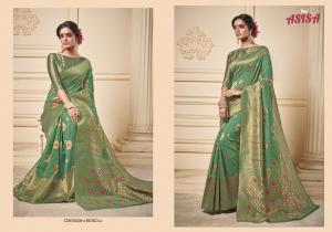 Asisa Saree Poorvi 5304 Price - 1415