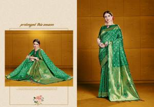 Yadu Nandan Fashion Tamara Silk 2001 Price - 900