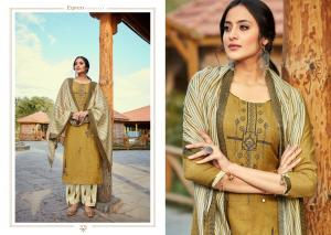 Florance Patiyala Winter Collection 3715 Price - 675