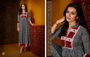Kajree Fashion Kalaroop Rajdhani 10022 Price - 725
