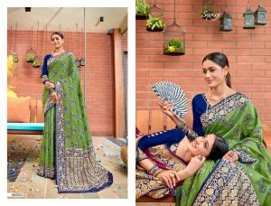 Saroj Saree Rajkanya 460003 Price - 1195