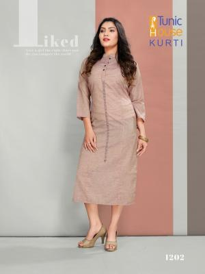 Tunic House Peace 1202 Price - 499