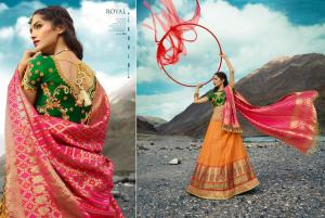 Royal Virasat Lehenga 906 Price - 6300