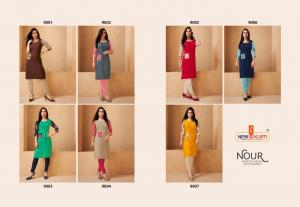 Tunic House Nour 9001-9007 Price - 2450