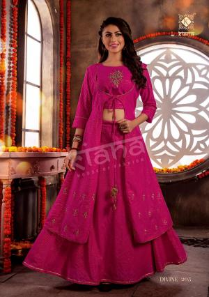 Kiana House Of Fashion Divine 205 Price - 1200
