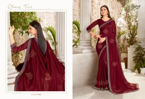 Saroj Saree Silk Touch 370001 Price - 930