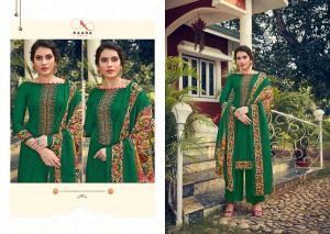 Karra Suits Gulbahar 1007 Price - 575