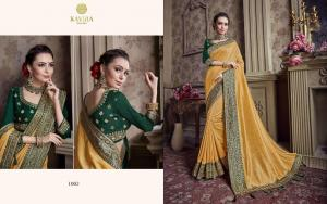 Kavira Saree 1002 Price - 1225