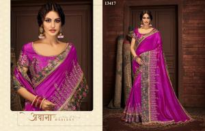 Mahotsav Saree Tishya 13417 Price - 1985