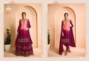 Vivek Fashion Ameen 9706 Price - 2295
