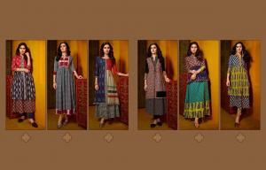 Kajree Fashion Kalaroop Rajdhani 10021-10026 Price - 4350