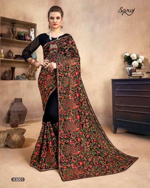 Saroj Saree Fashion World 43001 Price - 2725