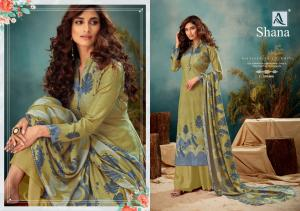 Alok Suits Shana 330-008 Price - 545