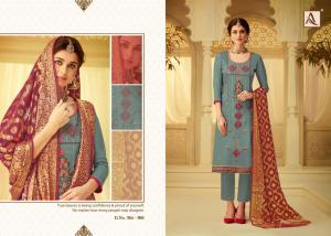 Alok Suit Roop 364-005 Price - 1199