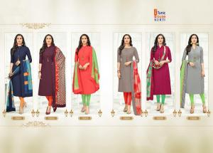 Tunic House Kurti Ruchi 15001-15006 Price - 4170