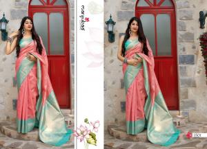 Manjubaa Clothing Mangalya Silk 1801 Price - 1545