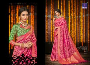 Shangrila Saree Khushi Silk 5304 Price - 1095