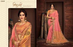 Mahotsav Saree Tishya 13415 Price - 2015