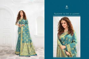 Bhumi Saree Kasturi Silk 1002 Price - 795
